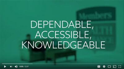 Dependable, Accessible, Knowledgeable