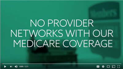 No Provider Network with Members Health Insurance